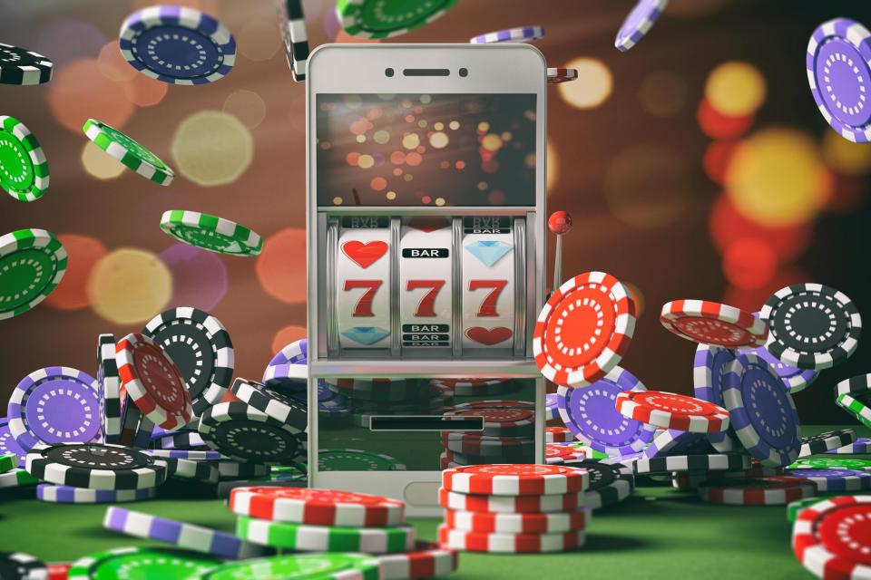 how to make money from an online casino